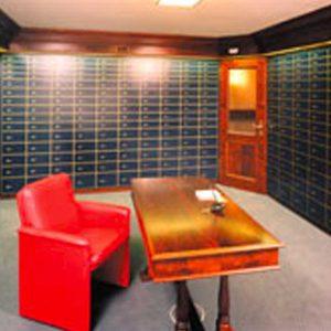 Safe-Deposit-Locker